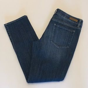 Articles Of Society Zoey Topaz Crop Jeans
